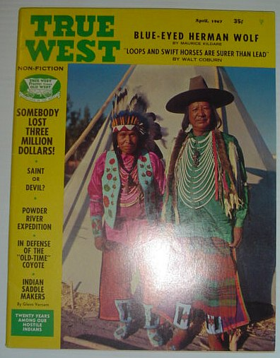 True West Magazine, April 1967