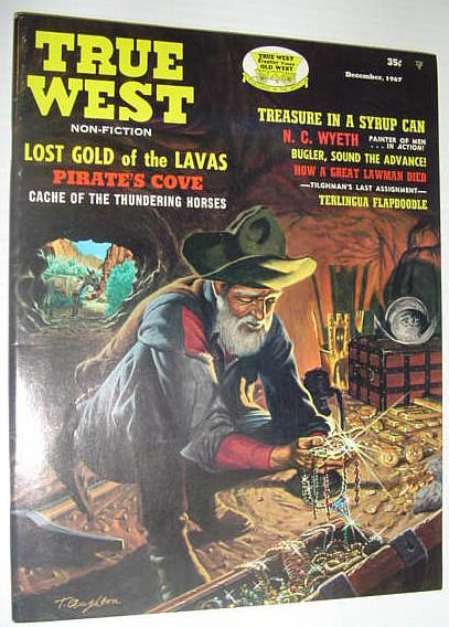 True West Magazine, December 1967