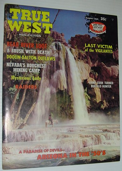 True West Magazine, August 1968