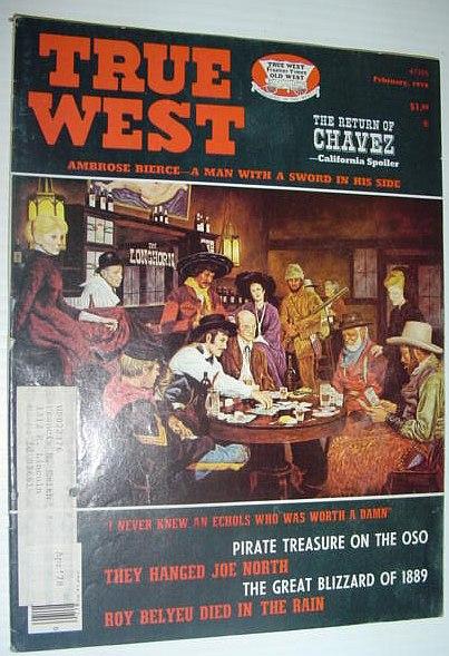 True West Magazine, February 1978, Multiple Contributors