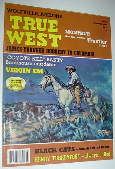 True West Magazine, February 1982, Multiple Contributors
