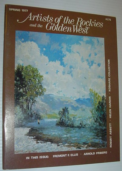 Image for Artists of the Rockies and the Golden West, Spring 1977