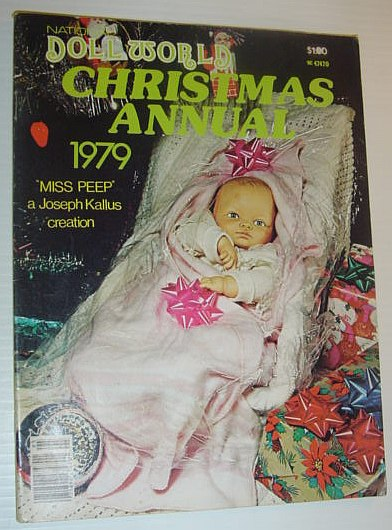 National Doll World Christmas Annual, 1979, Author Not Stated