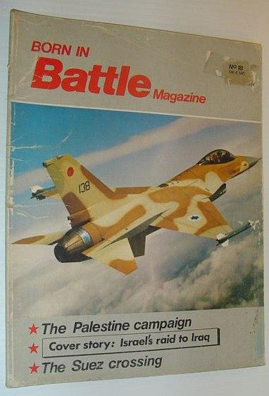 Born in Battle Magazine No. 18, Multiple Contributors