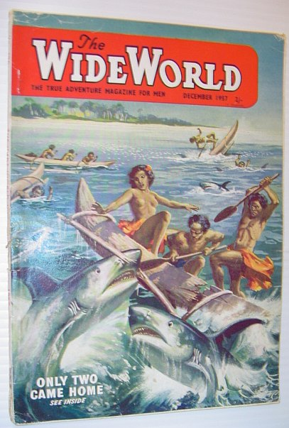 The Wide World Magazine, December 1957- Australian Edition, Multiple Contributors