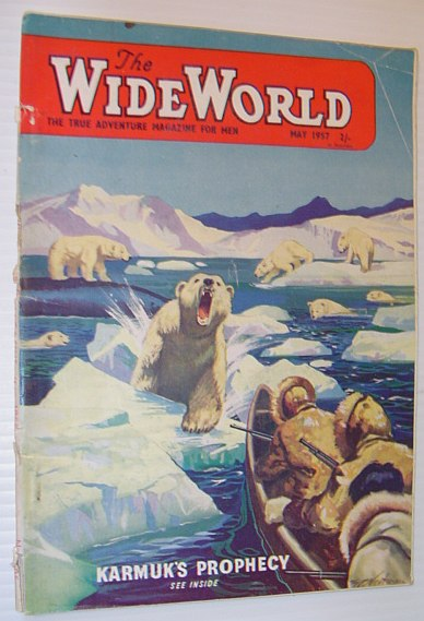 The Wide World Magazine, May 1957- Australian Edition, Multiple Contributors