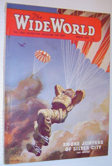 The Wide World Magazine, March 1957- Australian Edition, Multiple Contributors