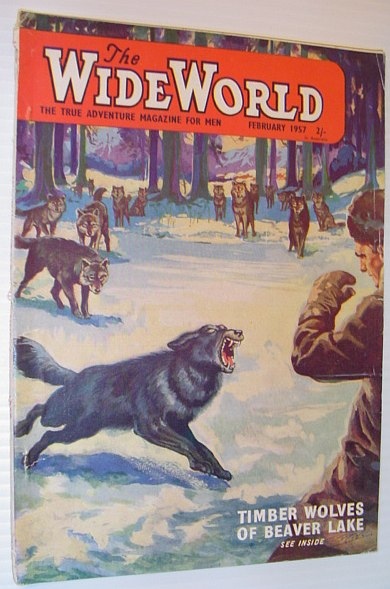 The Wide World Magazine, February 1957, Australian Edition, Multiple Contributors
