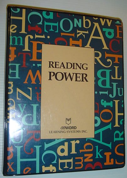 Image for Reading Power *3 Audio Cassette Tapes, 1 VHS Video Tape and Two Books in Case*